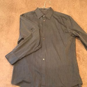 John Varvatos Dress Shirt (Small)